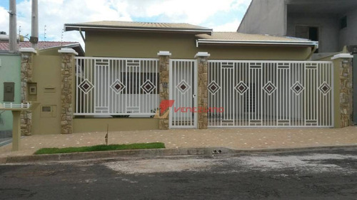 Casa Residencial À Venda, Centro, Torrinha. - Ca0565