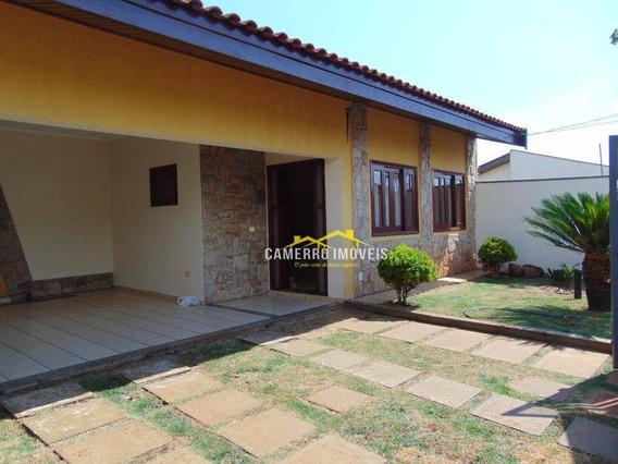 Casa Com 3 Dormitórios Para Alugar, 240 M² Por R$ 2.600/mês - Werner Plaas - Americana/sp - Ca2264