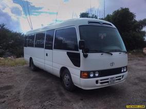 Autobuses Toyota
