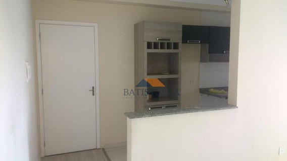 Apartamento Residencial À Venda, Jardim Esmeralda, Limeira. - Ap0182