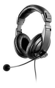 Headset Com Microfone Profissional Giant P2 Multilaser Ph049