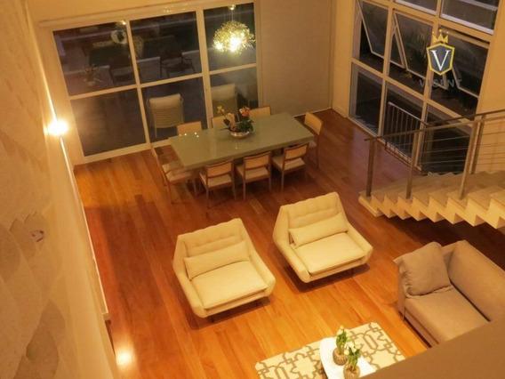 Casa Com 4 Dormitórios À Venda, 411 M² - Residencial Quinta Do Golfe - São José Do Rio Preto/sp - Ca1413
