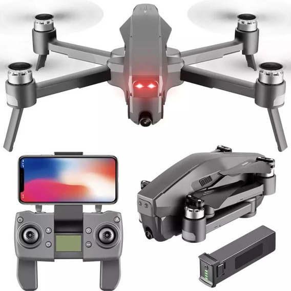 Drone Mark300 K1 Câmera 4 K Wifi5g 1,6km 1 Bateria Brushless