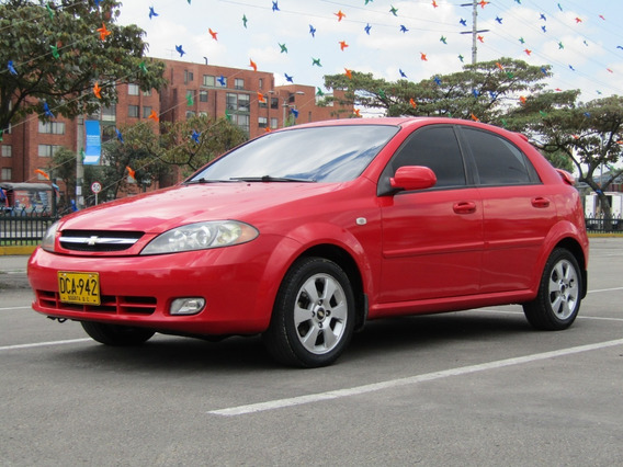 Chevrolet Optra Lt 1800 Aa 2ab Abs Hb