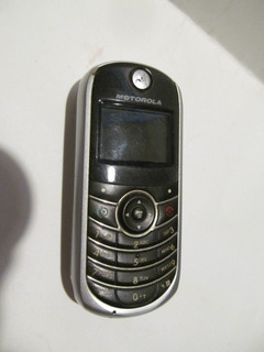 Celular Motorola C139 Sem Bateria