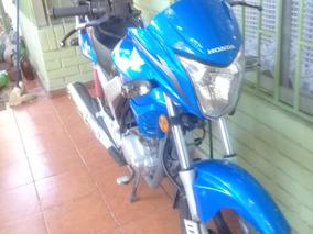 Moto Honda Modelo Cbf 125 Storm