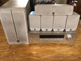 Yamaha Amplificador (parlantes Y Buffer)