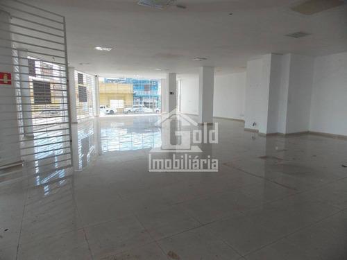 Salão Para Alugar, 1499 M² Por R$ 30.000,00/mês - Campos Elíseos - Ribeirão Preto/sp - Sl0247