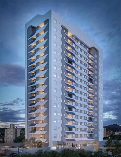 Apartamento Com 2 Dormitórios À Venda, 65 M² Por R$ 209.236,62 - Panazzolo - Caxias Do Sul/rs - Ap0200