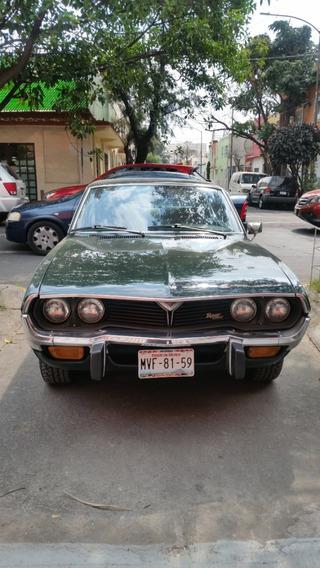 Mazda Rx 4 1974 Unico En Mexico