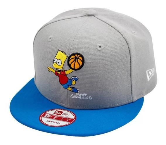 Bone Bart Simpson Basketball 950 New Era
