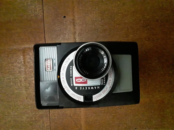 Camara De Cine Antigua Kodak Hawkeye 8