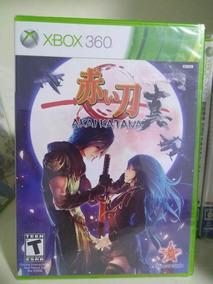 Akai Katana Xbox 360 Original Completo Jp