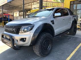 Ford Ranger 2.5 Pickup Xlt Doble L4 Man At