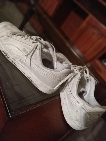 Zapatillas Puma Usadas Talle Eu 42.5