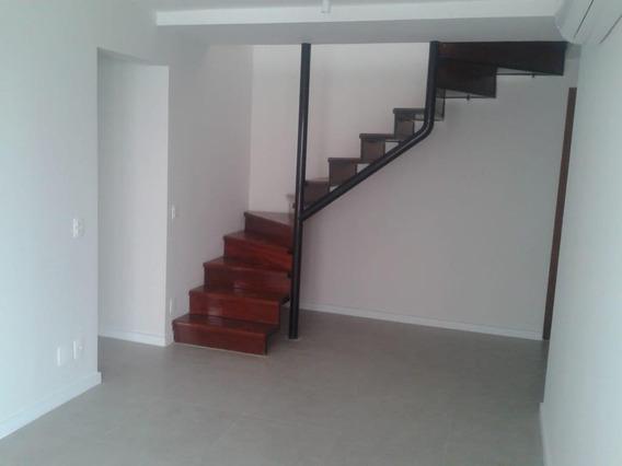 Cobertura Com 2 Dormitórios À Venda, 147 M² Por R$ 1.200.000 - Brooklin Paulista - São Paulo/sp - Co0237