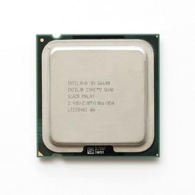 Processador Core 2 Quad Q6600 2.40ghz/8mb/1066mhz 7705 + Pas