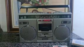 Boombox Radio Gravador National Rx-5104f Anos 70 K7