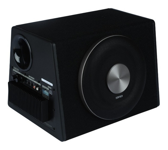 Subwoofer Edifier Cw810 Bass Boost Con Amplificador Digital