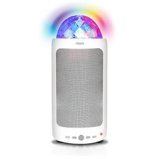 Parlante Portatil Bluetooth Noga Bt30 Inalambrico Luz Disco