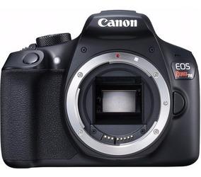 Câmera Canon Eos Rebel T6 Dslr (apenas Corpo) 18mp Nova !