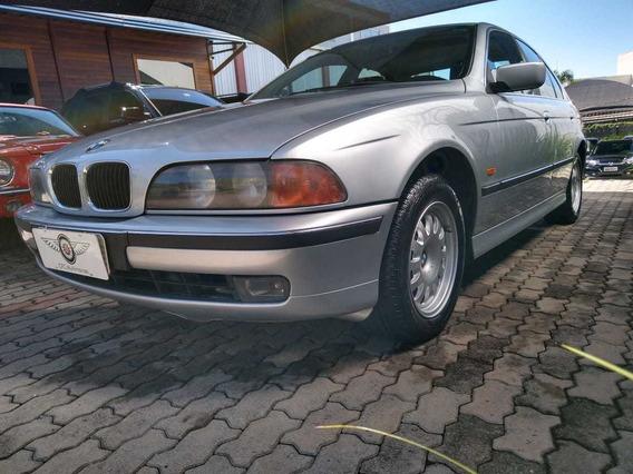 Bmw 528i 2.8 24v Sedã Aut. 1997/1997 Prata - Gas.