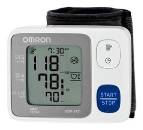 Omron Hem-6131-la Monitor De Presion Arterial P/muñeca