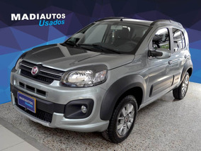 Fiat Uno Way Full 1.4 Mt 2019 Nuevo