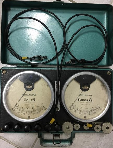 Analisador De Baterias E Sistema Elétrico 12v Relíquia