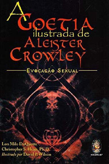 Livro A Goetia Ilustrada De Aleister Crowley