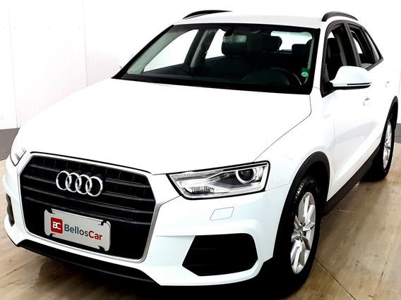 Audi Q3 1.4 Tfsi/tfsi Flex S-tronic 5p - Branco - 2017