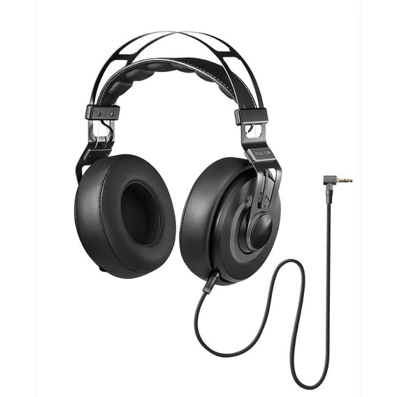 Headphone Premium Wired Large Preto Pulse - Ph237