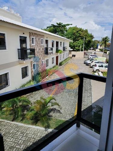 Apartamento 3/4 Em Taperapuan Porto Seguro - 3319