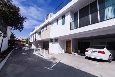 Casa Renta-minerva-4 Recamaras Con Baño-jardin Y Terraza