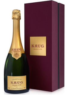 Champagne Krug Grande Cuvée 750ml. Avellaneda.