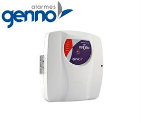 Kit Central De Alarme 3 Zonas + 2 Control + 4 Sensores Wifi