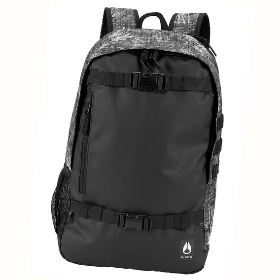 Mochila Nixon C2815-1788-00 Smith Skatepack Iii Laptop 21 Lts Watch Fan Locales Shopping Palermo Y Saavedra