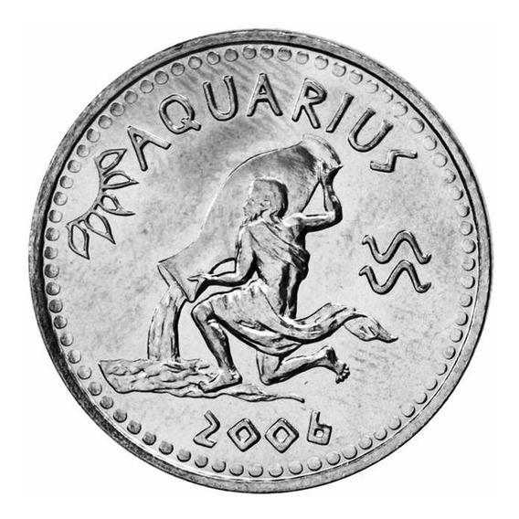 Somalilandia Año 2006 - Horóscopo - Acuario - Sin Circular
