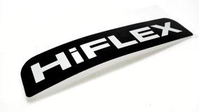 Emblema Adesivo Hiflex Duster 2011 A 2015