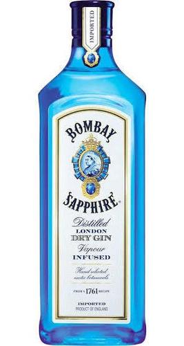 Gin Bombay Sapphire London 1 Litro