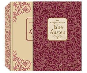 Livro The Complete Novels Of Jane Austen - Edição De Luxo