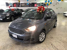 Ford Figo 2017 Sedan Energy Fac Original Unico Dueño!!!