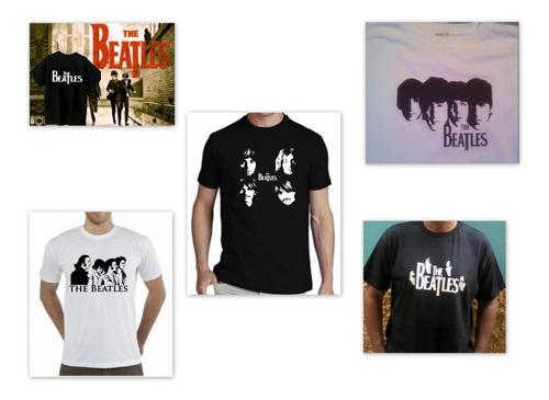 Franelas Estampadas  The Beatles