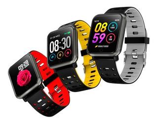 Reloj Inteligente Smartwatch Notificacion Ios Android Sport