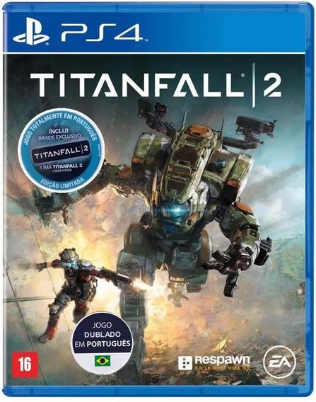 Titanfall 2: Edição Limitada - Português - [ps4] Lacrado