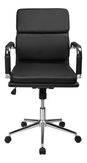 Cadeira Para Escritório Hades Baixa Giratória Anjos 41999