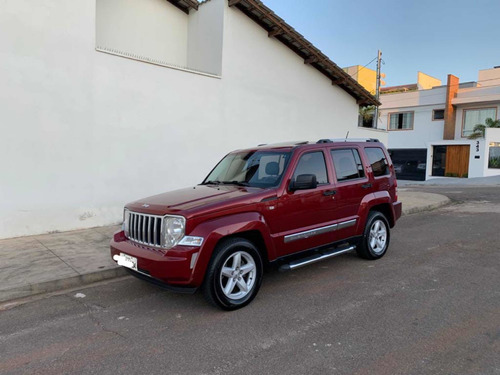 Jeep Cherokee 2012 3.7 Limited Aut. 5p