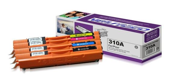 Toner Compatible Hp 126a Ce310a Ce312a Ce313a Cp1025
