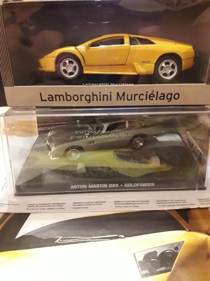 Autos X 2 Lamborghini + Aston Martín + Revistas, Envios !!