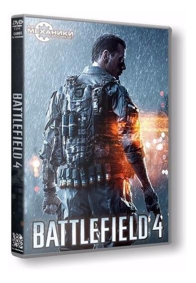 Battlefield 4 - Pc Dvd - Mídia Física - Frete 8 Reais